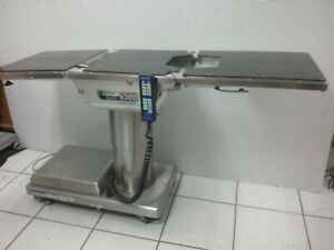 Skytron Elite 6500 Surgical Table W X ray Tops Hand control
