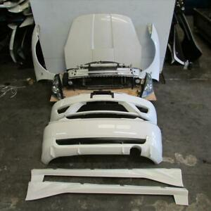 Jdm 03 05 Toyota Celica Gts Front End Nose Cut Trd Rear Bumper
