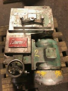 Futurmill 30hp Milling Head