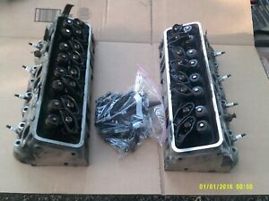 1986 1991 Small Block Chevrolet Corvette C4 Aluminum Cylinder Heads Gm 14101128