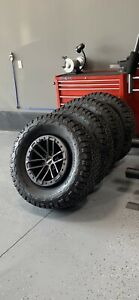 2019 Ford F 150 Raptor Optional Beadlock Oem 17 Wheels Rims Tires Set Of 4