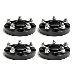 4x 20mm Hubcentric Wheel Spacers Adapters For Toyota Auris Avalon Avensis