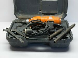 Weka Dk 12 Dk1203 Hand Held Diamond Core Drill With 6 12 Extensions