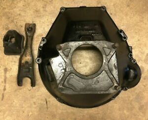 Big Block Ford T18 19 Np435 Bellhousing Bbf Bell Housing 4 Speed Manual 460