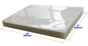 New 300 Sheets 9x12 Pvc 2flap Glossy Laminating Pouch Film 5mil