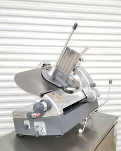Hobart 2712 Automatic 2 speed 12 Meat Cheese Deli Sub Slicer W Sharpener