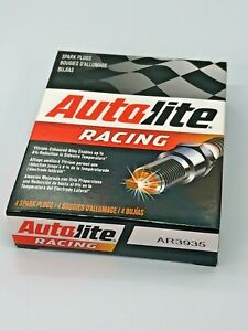 Autolite Ar3935 Spark Plugs Drag Racing 8 Pack Nitrous Supercharger Oulaw