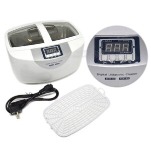 Cd 4820 2 5l Digital Ultrasonic Cleaner Heater For Dental Jewelry Lmws