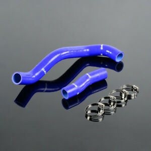 For 2000 2005 Toyota Lexus Is300 Altezza Jce10 2jzge Silicone Radiator Hose Pipe