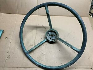 1959 Ford Galaxie Wagon Steering Wheel