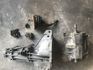 Tremec Borg Warner Chevy S10 Wc Tail Housing Top Cover And Shifter T5 5 Speed