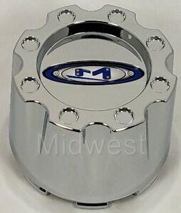 Chrome 353k83 Moto Metal Mo 950 951 Wheel Rim Center Cap 5 6 Lug Only New
