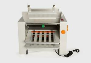 110v Adjustable Auto Electric Paper Folding Machine In Different Styles Folders