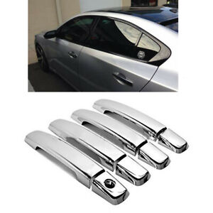 Chrome Door Handle Covers For Nissan Altima 2007 2008 2009 2010 2011 2012