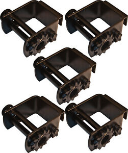5 Portable Winches For Truck Trailer Flatbed Cargo Control Winches