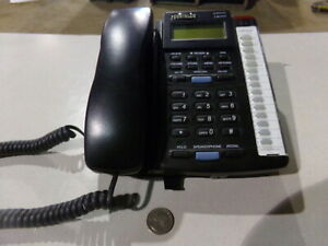 Cortelco Desk Phone 220000 tp2 27e Black Single Line free Shipping