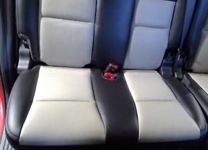 2007 Ford Explorer Sport Rh Passenger Rear Seat Leather Trim Code Tw