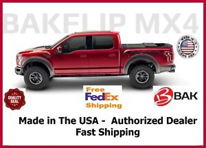 Bak Flip Mx4 For 2019 2021 Dodge Ram With Rambox 5 7 Bed Hard Tonneau Cover