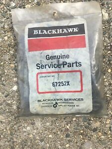 67252x Repair Kit For Blackhawk 30 Ton Hand Jack New Old Stock