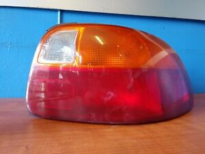 93 97 Honda Del Sol Oem Stanely Rear Tail Light Taillight Passenger Right