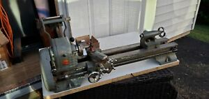 Vintage Atlas 6 Metal Lathe Model 618 In Excellent Condition Sears Craftsman