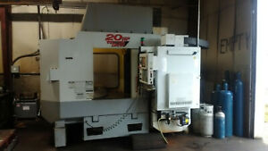 Haas Hs 1rp Horizontal Mill Machining Center 4 Axis