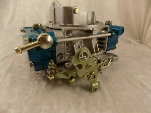 Custom Powder Coated Holley 80457 600 Cfm Carburetor Restored
