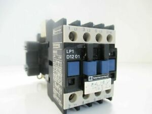 Lp1d1201 Telemecanique Control Relay W La3dr2 Timer Delay used Tested