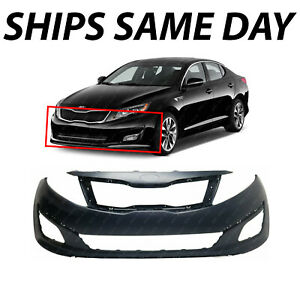 New Primered Front Bumper Cover Replacement For 2014 2015 Kia Optima 14 15