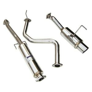 For Honda Civic 96 00 Exhaust System N1 Stainless Steel Cat back Exhaust System