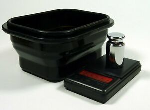 Pocket Digital Scale 200g X 0 01g Collapsible Bowl Cal Weight Gram Oz Carat