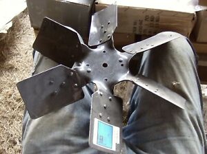 Nca8600b Fan 6 Blade Ford New Holland 800 2000 4000 601 701 851 900