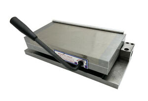 Intbuying New Single Permanent Magnetic Sine Plate Magnetic Chuck 6 12 Inch