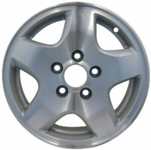 15 Oem Alloy Wheel Rim For 1998 1999 2000 Honda Accord V6
