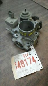 Throttle Body Throttle Valve Assembly Fits 96 97 Rav4 31600