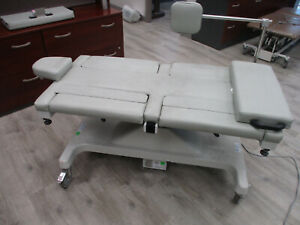 Mpi 7407us Dbi Breast Biopsy Ultrasound Table Parts Table