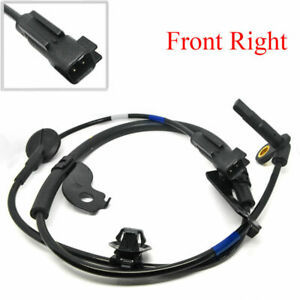 Front Right Abs Wheel Speed Sensor For 2007 2011 Mitsubishi Outlander 4670a032