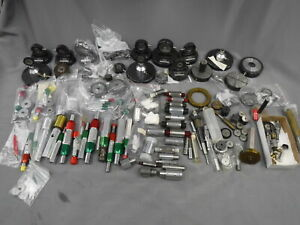 Metrology Machine Shop Air Gage Tooling Lot Plug Gauge