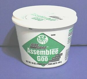 Lubegard Dr Tranny Green Assemblee Goo Trans Gel Assembly Lube Heavy Tack 16 Oz