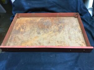 Mac Tools 10 Drawer Tool Box Top Chest Used Drawers Approx 14 5 X 24