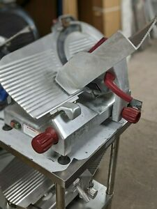 Used Berkel 829e plus Food Slicer 110v