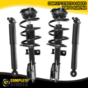 2007 2012 Gmc Acadia Front Quick Complete Struts Rear Shocks Bundle
