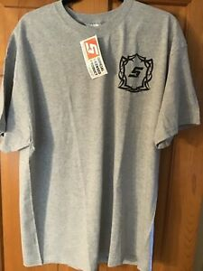 Snap On T Shirt Gray W Snap On Logo Size Xl Short Sleeve New W Tags Free Ship