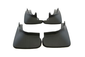 Fits Ford Explorer 2011 2018 Mud Flaps Splash Guards Front And Rear Molded 4pc
