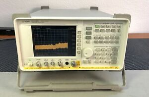 Agilent 8565ec 50 Ghz Spectrum Analyzer Recently Calibrated With Certificate