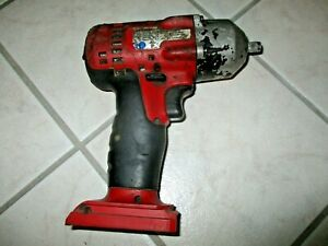 Snap On Ct4418 3 8 18v Cordless Impact Wrench For Parts Or Repair