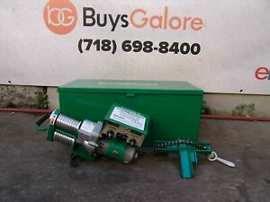 Greenlee 805 Fiber Optic Cable Wire Puller Tugger Works Fine 3