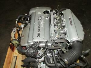 Jdm Toyota Corolla Ae111 20 Valve 1 6l Silver Top 4age Engine 5 Speed M t