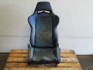 Jdm 89 98 Nissan Silvia 180sx 240sx S13 S14 Aftermarket Reclinable Bucket Seat