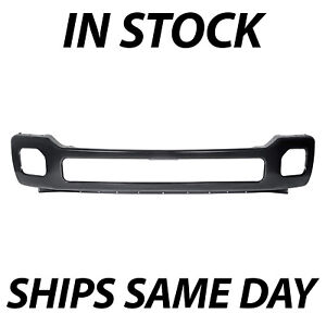 New Primered Front Bumper Face Bar For 2011 2016 Ford F 250 F 350 Super Duty
